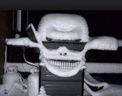 Winter Tailgating
