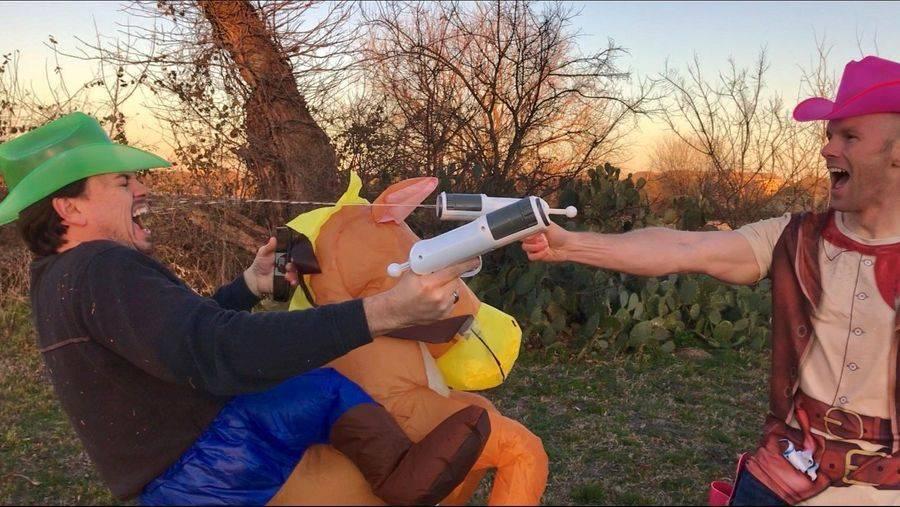 Alcohol Shot Gun Review