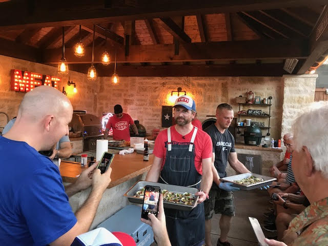 Getting Grilling Lessons at Church…Meat Church BBQ