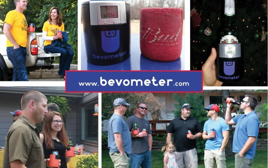 Bevometer Digital Koozie Review