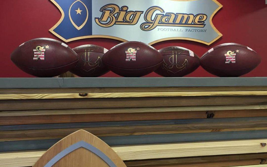 BIG GAME USA FACTORY TOUR