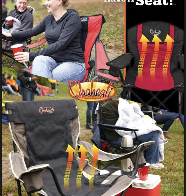 Chaheati Heated Chair Review Blog