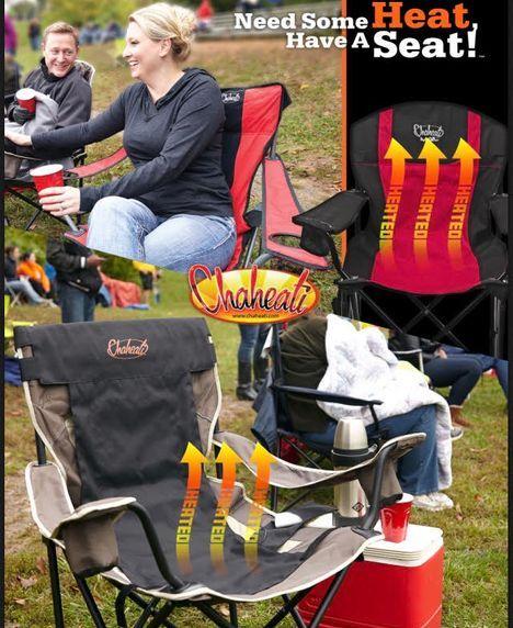 Chaheati Heated Chair Review