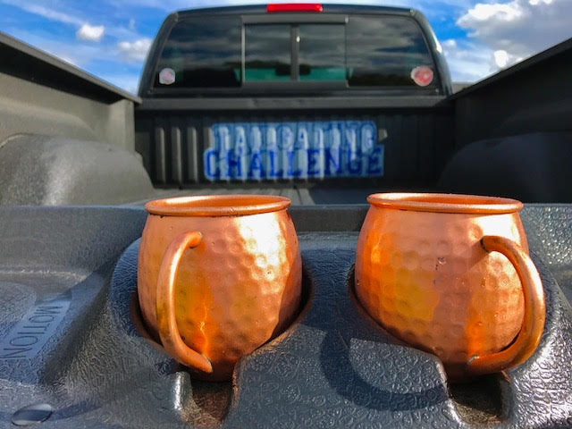 Crafty Mule Copper Cups Review