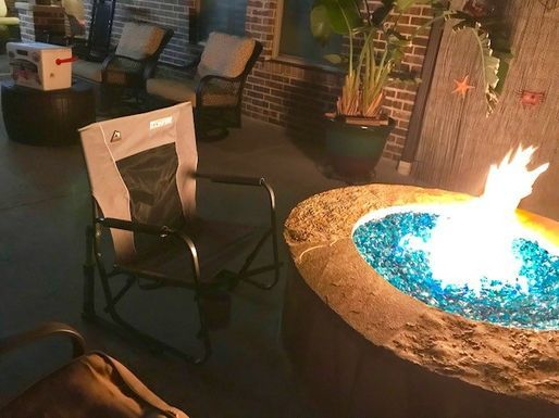 FirePit Rocker Review
