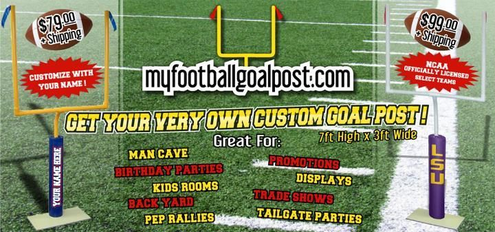 My Football Goal Post Review