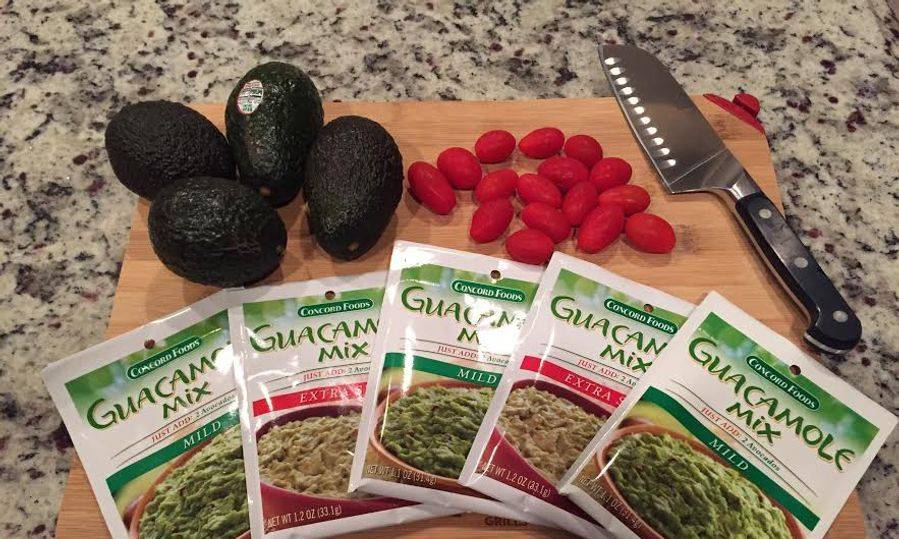 Concord Foods Guacamole Mix Review