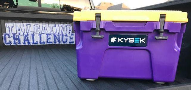Kysek Code Blue Cooler Review