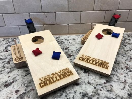 Mini Bag Toss Review