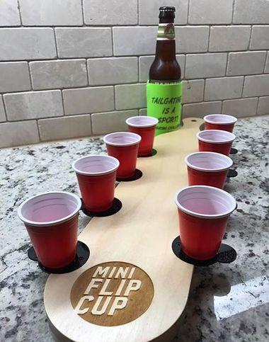 Mini Flip Cup Review