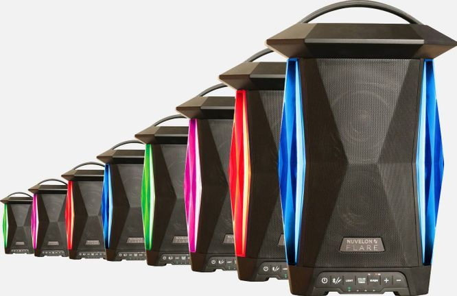 Nuvelon Flare Speaker Review