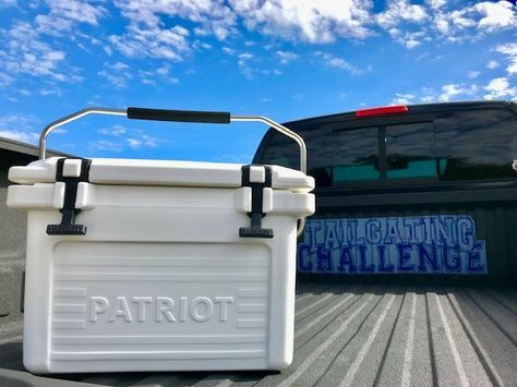 Patriot Coolers Review