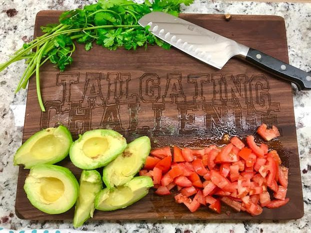 Personalized Cart Cutting Board Review