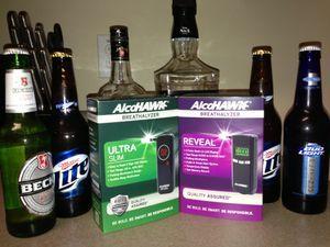 AlcoHAWK breathalyzer review