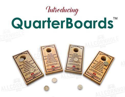 Quarter Boards Review