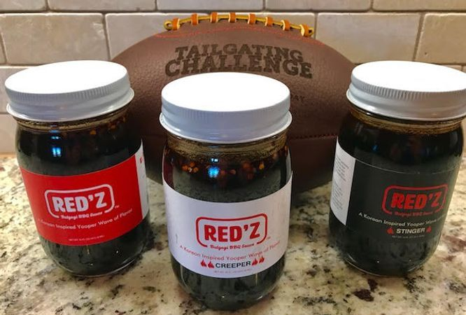 Red'z Marinade Review