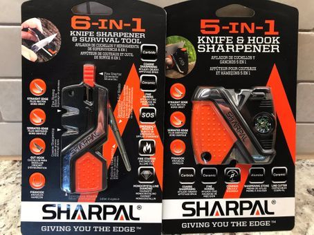 Sharpal Survival Tools Review