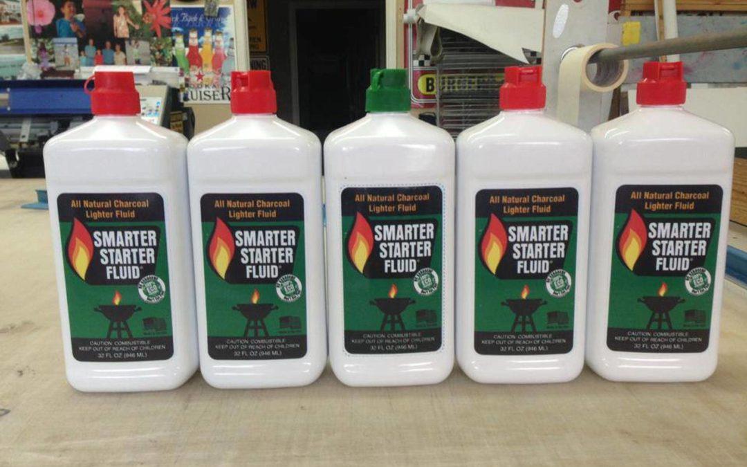 Smarter Starter Fluid Review