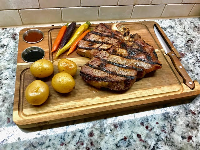 Yukon Glory Steak Boards Review