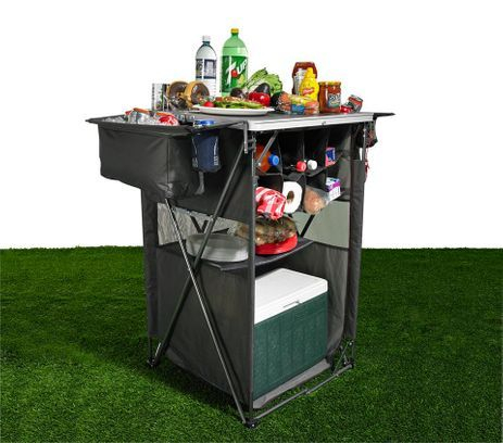 Tailgaterz Tailgating Tavern Table Review