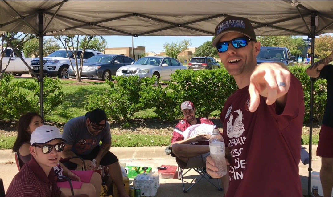 Texas AM Tailgating