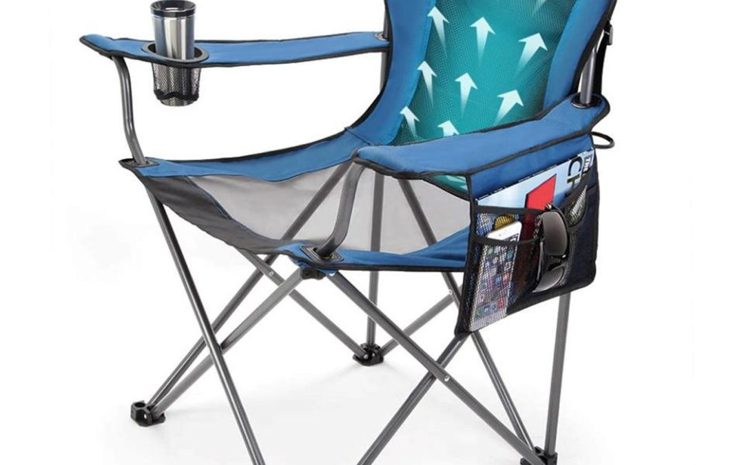 Traveling Breeze Cooling Chair Review