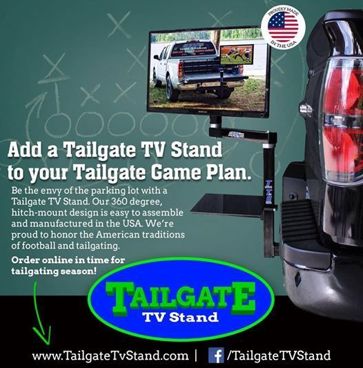 Tailgate TV Stand Review