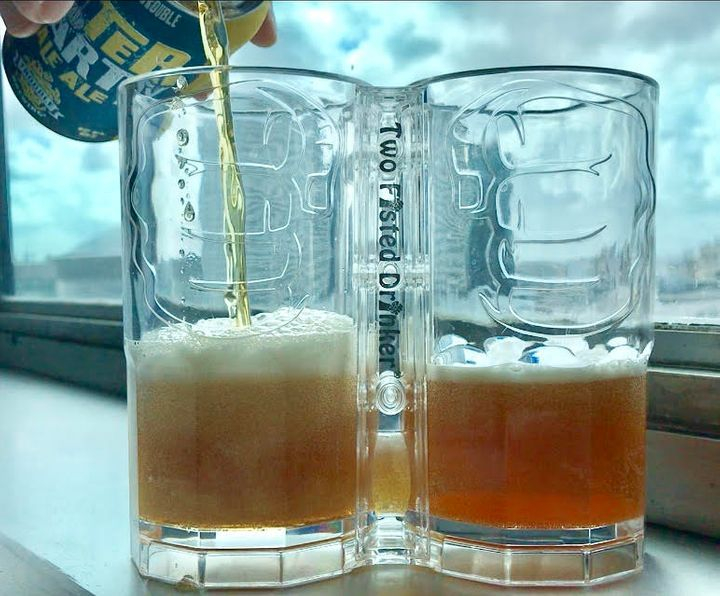 Two Fisted Drinker Review