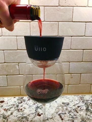 Ullo Wine Sulfite Remover