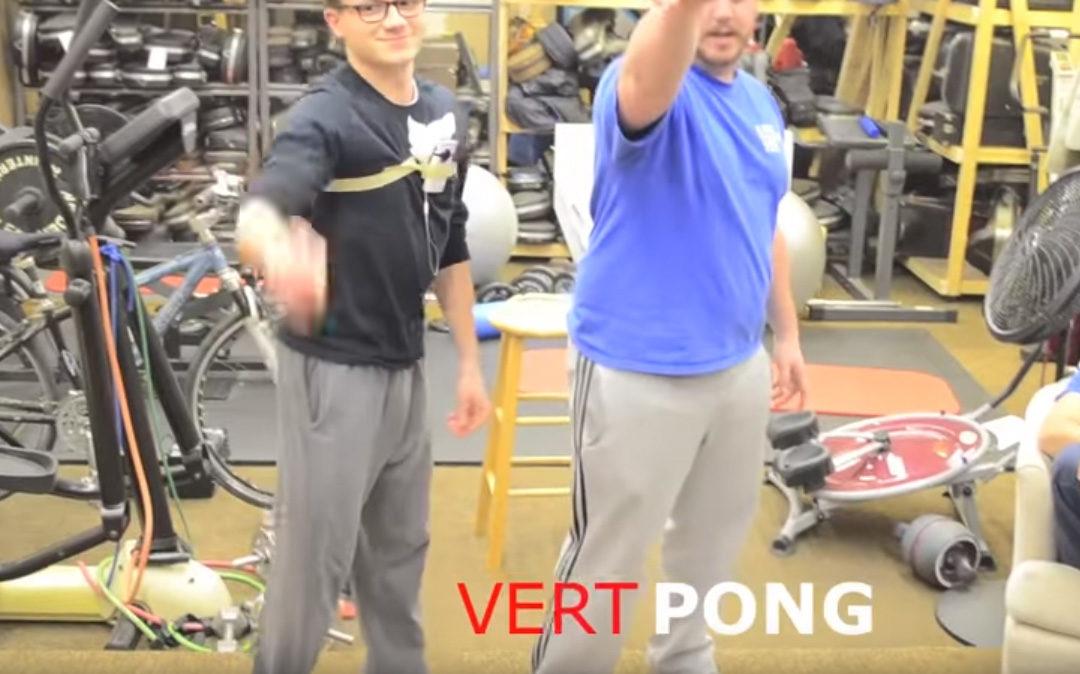 Vert Pong Review