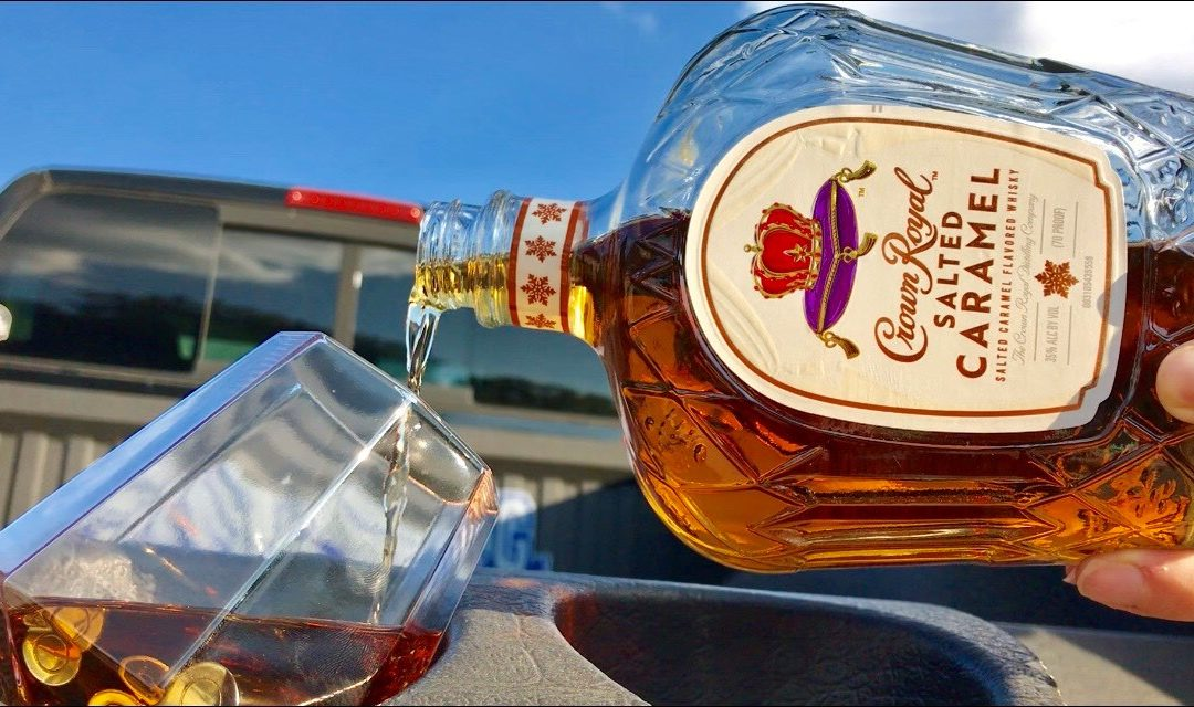 Crown Royal Salted Caramel Review