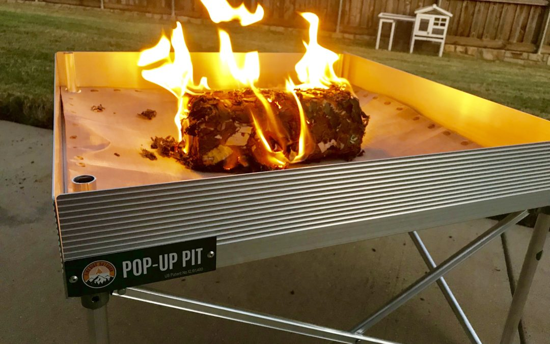 Pop-Up Fire Pit Review