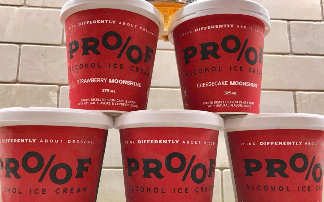Proof Alcohol Ice Cream Review