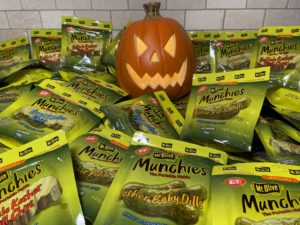 Halloween Pickles