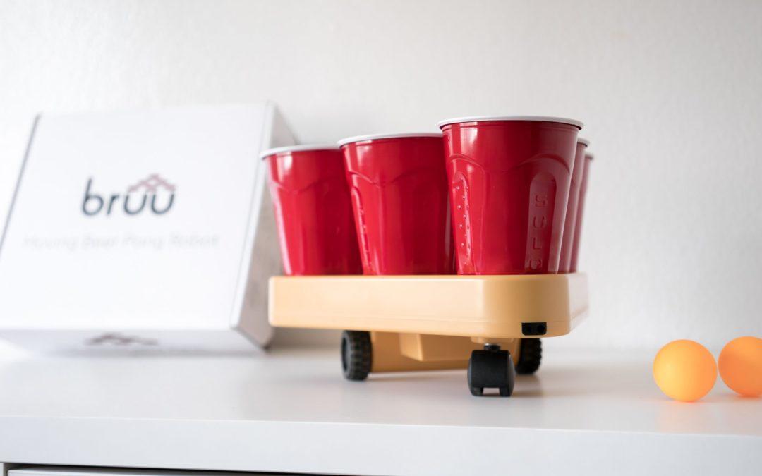 BRUU Robotic Beer Pong