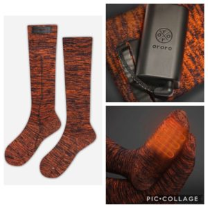 Ororowear Heated Socks