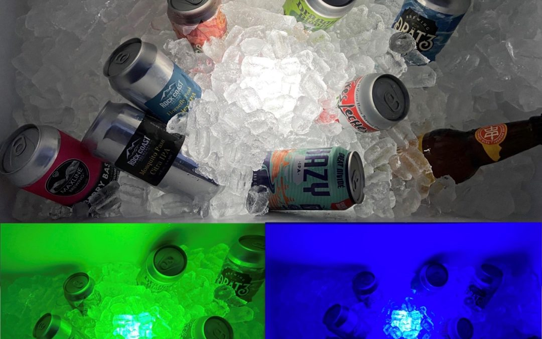 Light Up Your Cooler