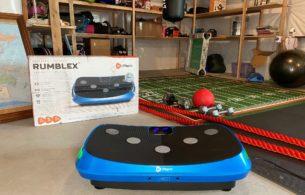 rumblex 4d vibration plate