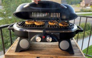 ukiah drifter grill