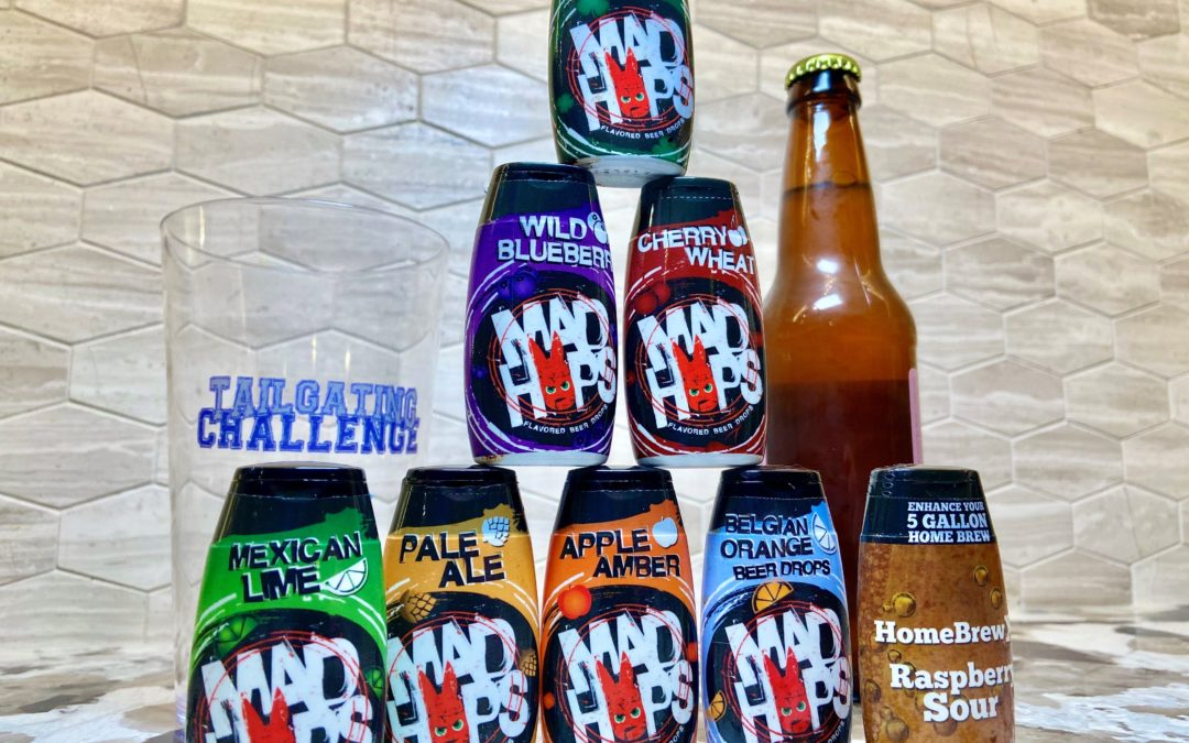 Mad Hops Flavored Beer Drops