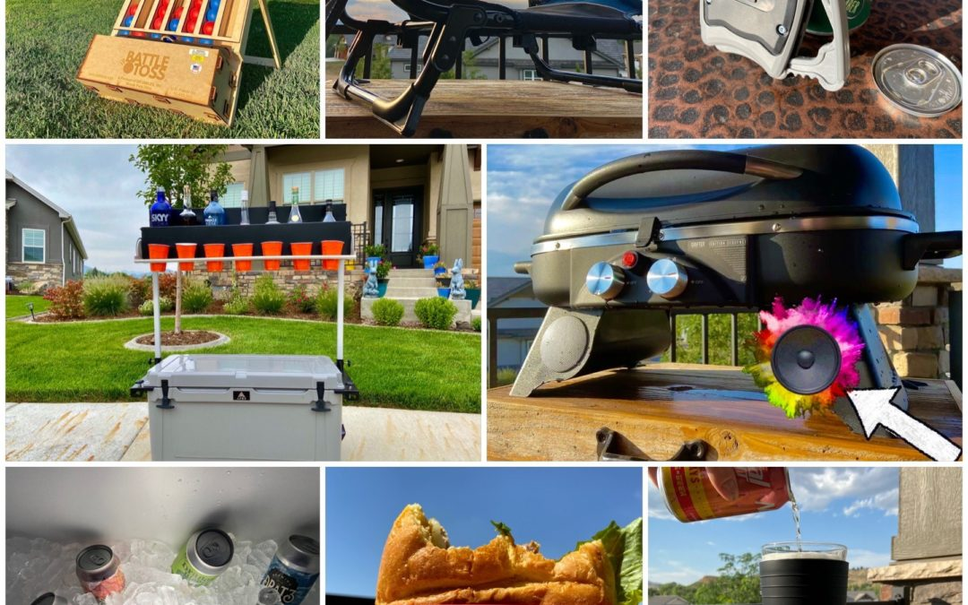 Top Tailgating Products for 2020
