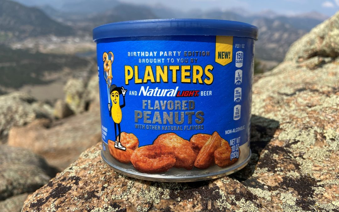 Natty Light Peanut Review