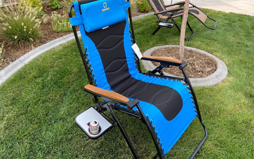 Qomotop Zero Gravity Chair Review