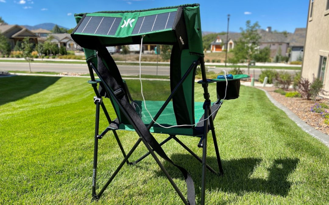 Solar Chair Review