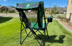 Solar Chair Kijaro