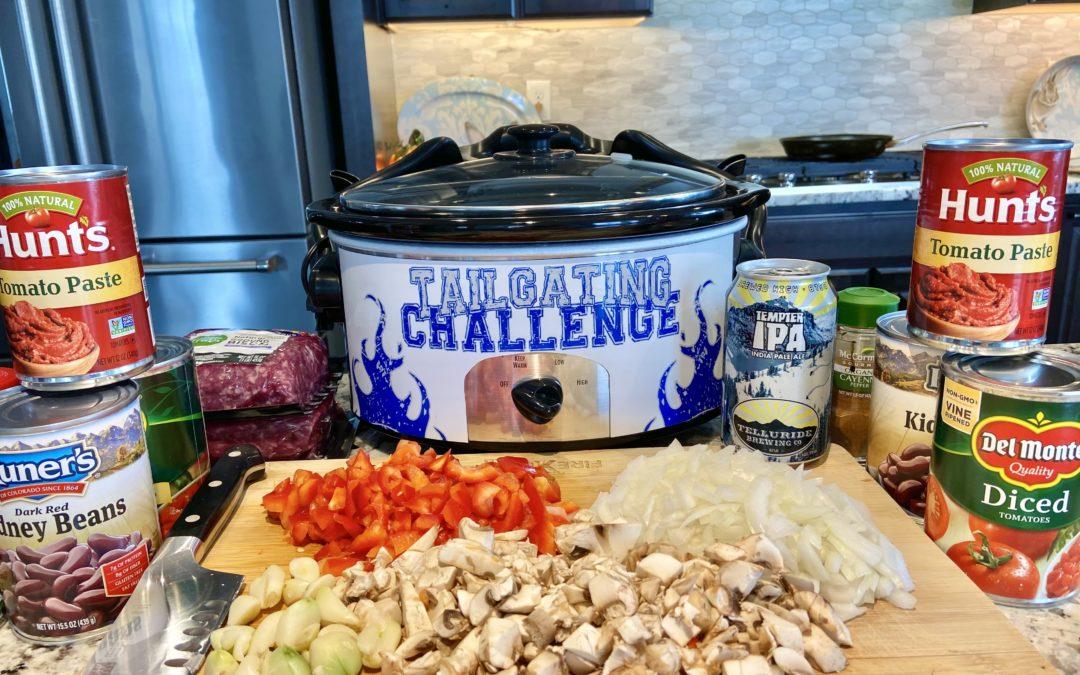 Buffalo Beer Chili Recipe