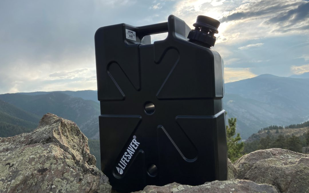 LifeSaver Jerry Can Review