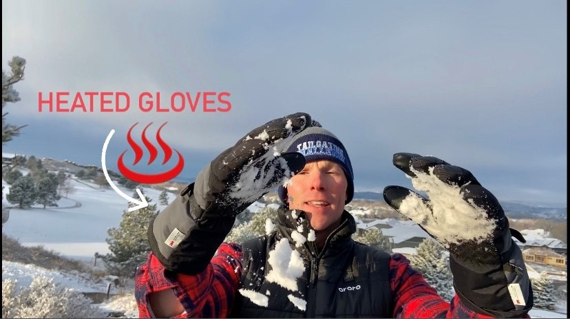 Twin Cities Heated Gloves