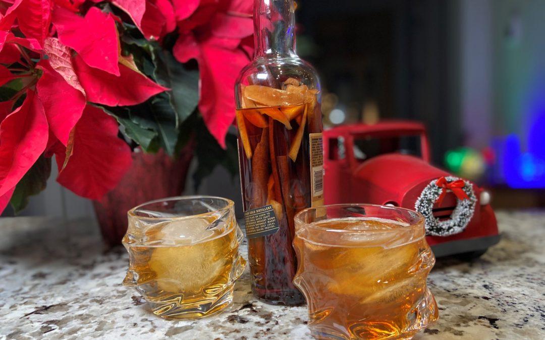 How To Make Apple Cinnamon Whiskey