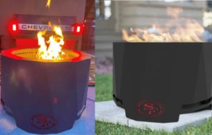 blue sky outdoor living nfl fire pit review
